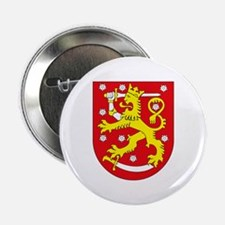 """Finland Coat of Arms 2.25"""" Button (10 pack)"""