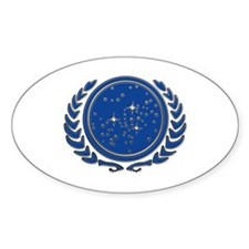 United Federation of Planets Decal
