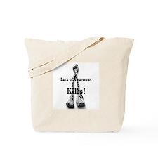 Official Ehlers Danlos AwarenessTote Bag