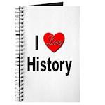 I Love History Journal