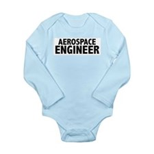 Aerospace Engineer Long Sleeve Infant Bodysuit