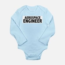 Aerospace Engineer Long Sleeve Infant Bodysuit