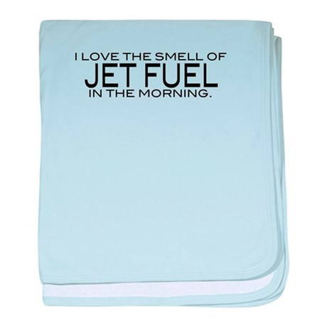 Jet Fuel Infant Blanket