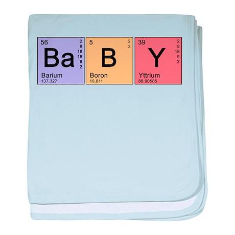 Periodic Baby Infant Blanket