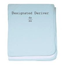 Designated Deriver Infant Blanket
