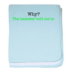 Why Matlab? Infant Blanket