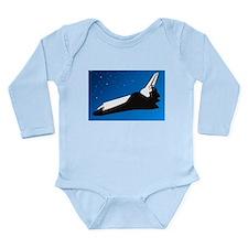 High Flight Long Sleeve Infant Bodysuit