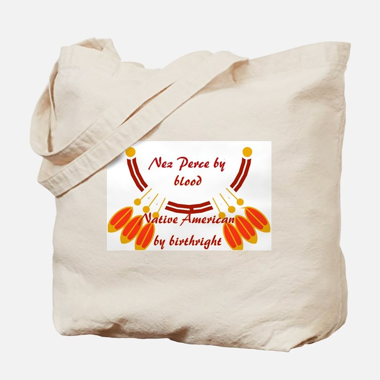 """""""Nez Perce"""" Tote Bag"""