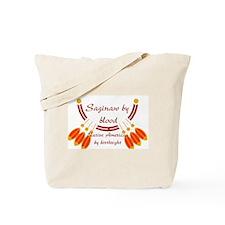 """""""Saginaw"""" Tote Bag"""