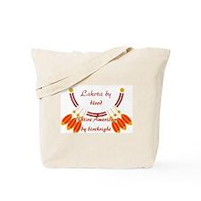 """Lakota"" Tote Bag"