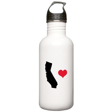 California Love Stainless Water Bottle 1.0L