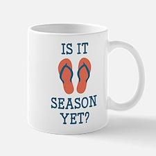 Flip Flop Season Mug
