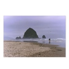 Cool Canon beach Postcards (Package of 8)