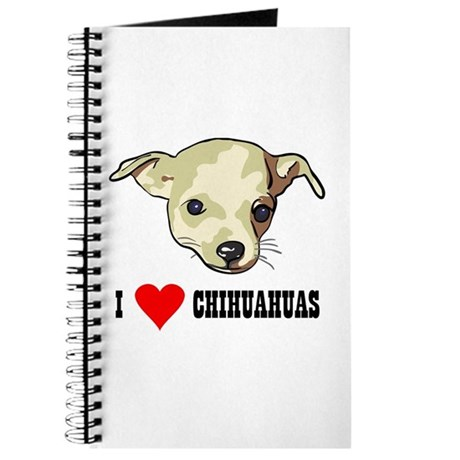 Chihuahua Dog Journal