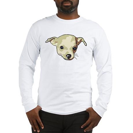Chihuahua Dog Long Sleeve T-Shirt