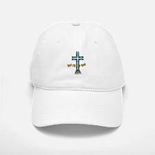 Get Fit For God Baseball Baseball Cap