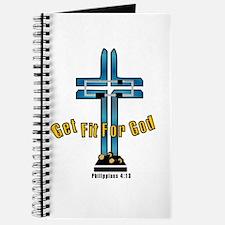 Get Fit For God Journal