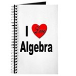 I Love Algebra Journal