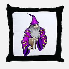 The Wizz Throw Pillow