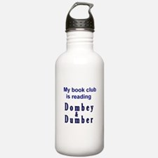 Dombey & Dumber Water Bottle