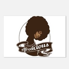 Afrolicious Postcards (Package of 8)