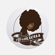 Afrolicious Ornament (Round)