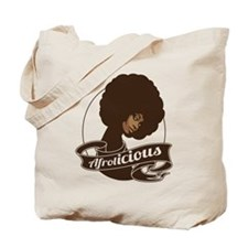 Afrolicious Tote Bag