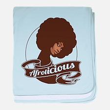Afrolicious Infant Blanket