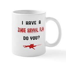 Zombie Plan Mug