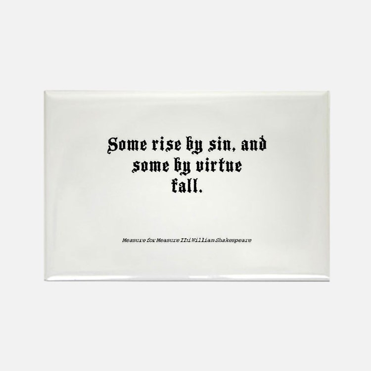 Cute Quote it Rectangle Magnet