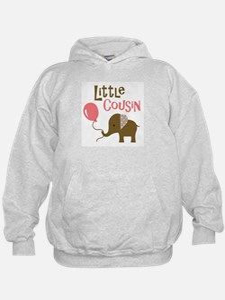 Little Cousin - Mod Elephant Hoodie