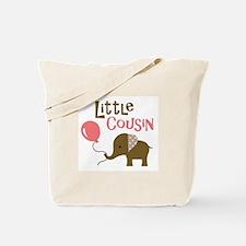 Little Cousin - Mod Elephant Tote Bag