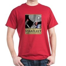 Starfleet Recruitment T-Shirt