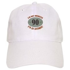 90, Not Obsolete Baseball Cap