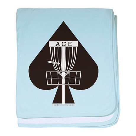 Disc Golf ACE Infant Blanket
