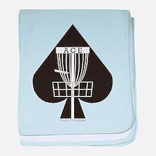 Disc Golf ACE Infant Blanket