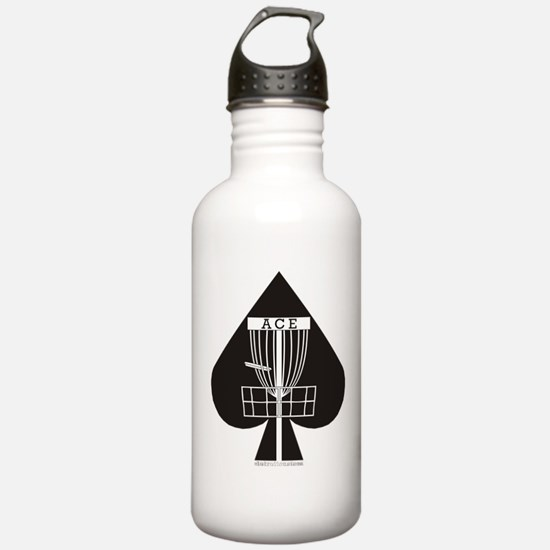 Disc Golf ACE Water Bottle