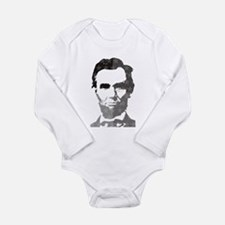 Abe Long Sleeve Infant Bodysuit