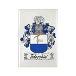 Todeschini Coat of Arms Rectangle Magnet (100 pack
