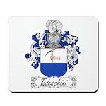 Todeschini Coat of Arms Mousepad