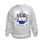 Todeschini Coat of Arms Kids Sweatshirt