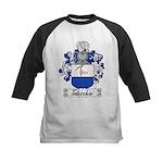 Todeschini Coat of Arms Kids Baseball Jersey