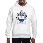 Todeschini Coat of Arms Hooded Sweatshirt