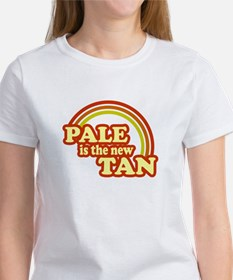 Pale is the new Tan Tee