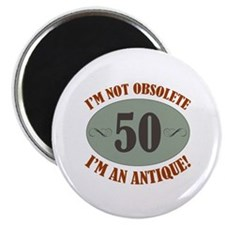 50, Not Obsolete Magnet