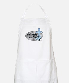 Walking By Faith Apron
