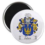 Todaro Family Crest Magnet