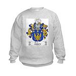 Todaro Family Crest Kids Sweatshirt
