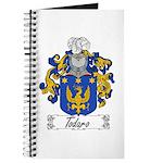 Todaro Family Crest Journal