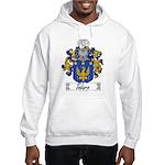 Todaro Family Crest Hooded Sweatshirt
